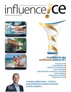 Magazine influence 14