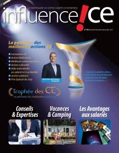 Magazine influence 18