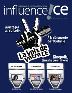 Magazine influence 13