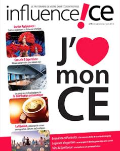 Magazine influence-ce 1