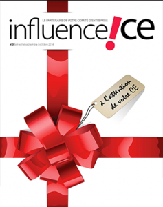 magazine influence ce 3