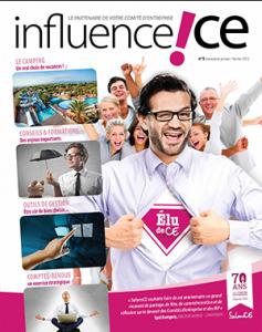 magazine influence ce 5