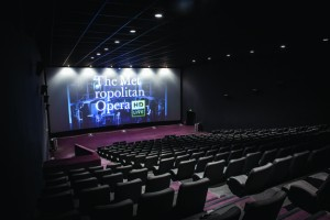 FEVRIER 2014 / NIMES / FRANCE / CINEMA KINEPOLIS