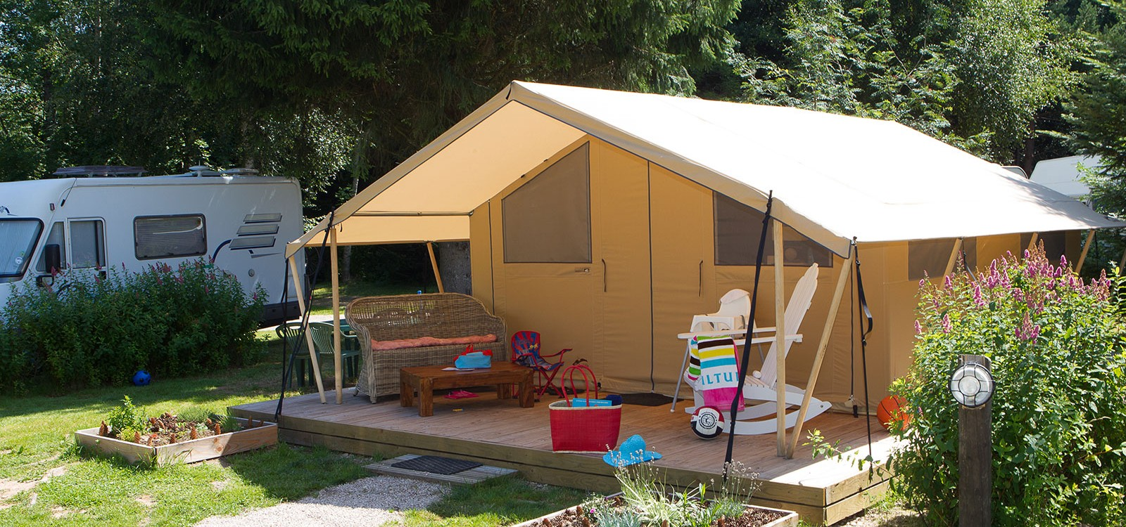offre comité d'entrepise - Vacances & loisirs - Camping - comité d'entreprise- magazine influence ce-4