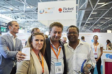 trophée des comités d'entreprise- ProwebCE- magazine influence ce- comité d'entrepise CE VISA EUROPE