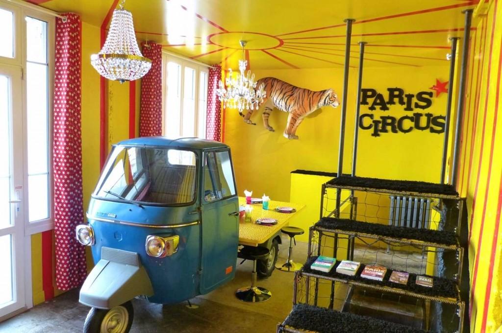 Paris-Circus