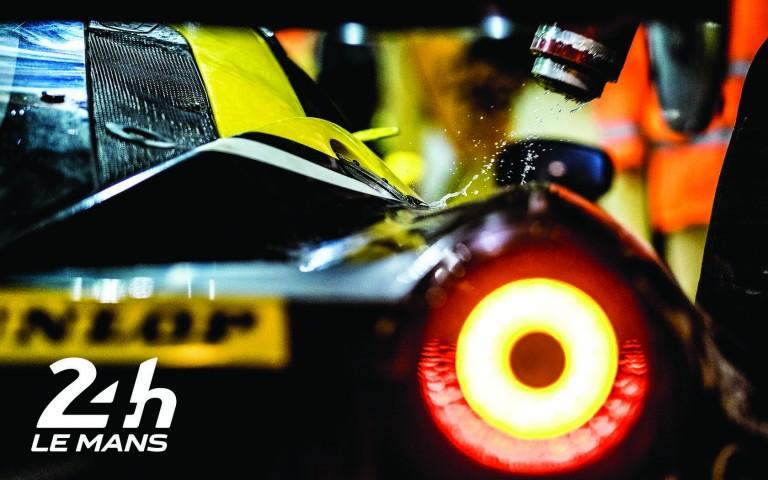 Re Fuel - Le Mans 24 Hours at Circuit Des 24 Heures - Le Mans - France