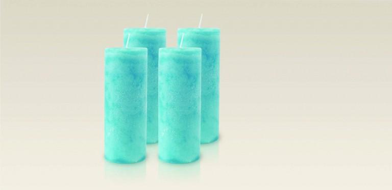 pack-de-4-bougies-marbres-turquoise-18x7cm